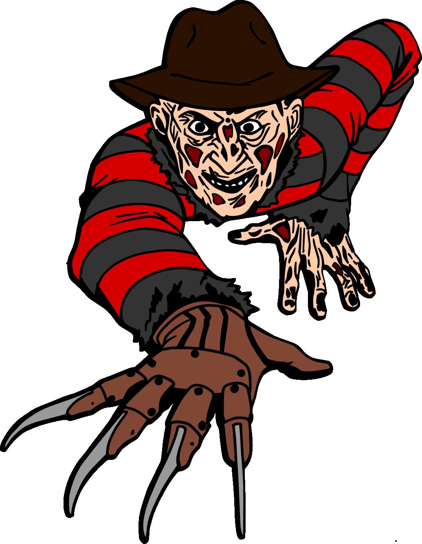 Freddy Krueger Jason Voorhees Drawing Clip art - Freddy Krueger ... png transparent download