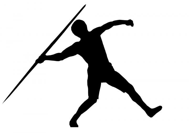 Javelin throw clipart clip freeuse stock Image result for silhouette of a javelin throw | Pencil | Javelin ... clip freeuse stock