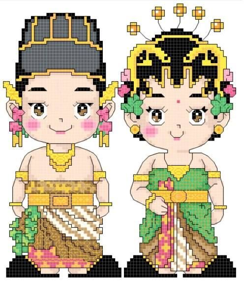 Jawa clipart graphic royalty free download Pengantin jawa clipart 1 » Clipart Station graphic royalty free download
