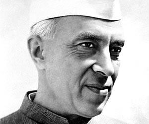 Jawaharlal nehru clipart clipart royalty free Pandit Jawaharlal Nehru (1889-1964) - Netjaal.in clipart royalty free
