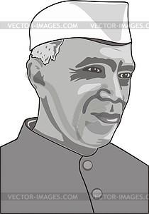 Jawaharlal nehru clipart png royalty free library Jawaharlal nehru clipart 5 » Clipart Station png royalty free library