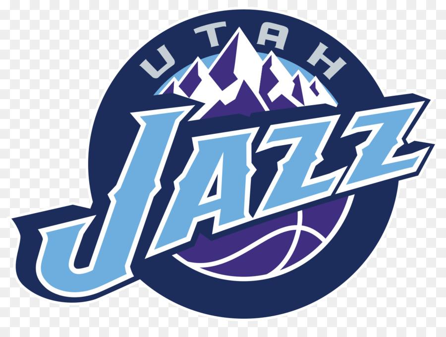 Jazz logo clipart banner freeuse download Home Logo clipart - Basketball, Blue, Text, transparent clip art banner freeuse download