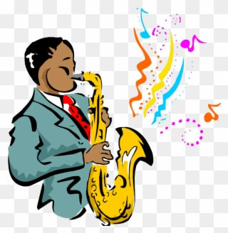 Jazz music clipart free vector download Free PNG Jazz Music Clip Art Download - PinClipart vector download