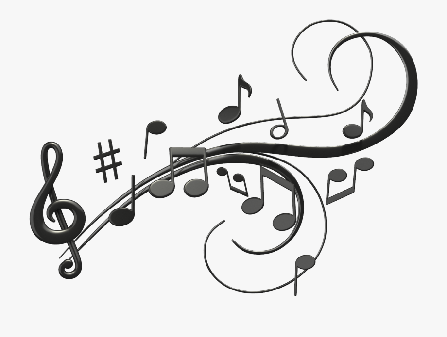 Jazz music clipart free clipart royalty free Jazz Music Notes Clipart - Clip Art Transparent Background Music ... clipart royalty free