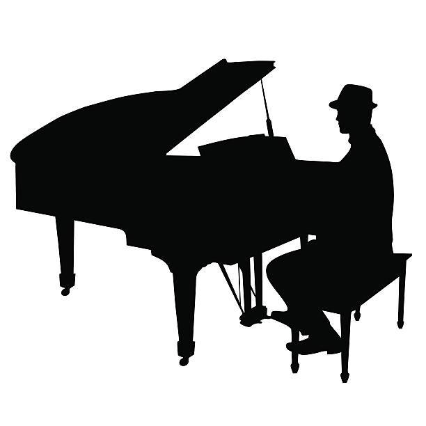 Jazz piano clipart picture library stock Jazz piano clipart 5 » Clipart Portal picture library stock