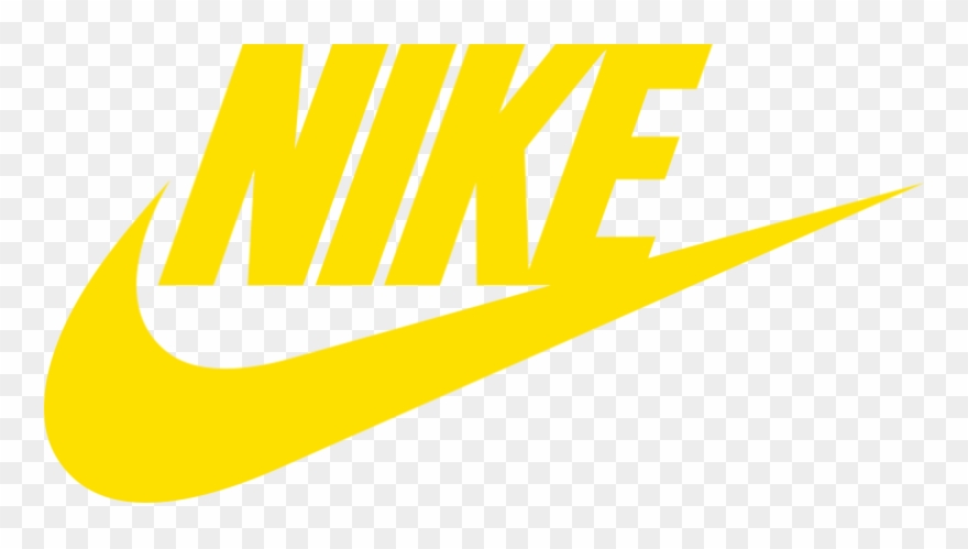 Jd sports clipart vector library Black Friday Jd Sports - Transparent Yellow Nike Logo Clipart ... vector library