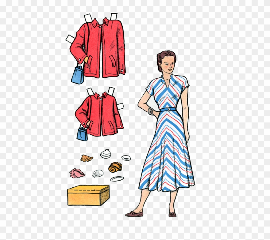 Jeanie clipart stock Jeanie In Florida Paper Dolls Clipart (#2554576) - PinClipart stock