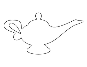 Jeanie clipart png free Genie Bottle Clipart | Free Images at Clker.com - vector clip art ... png free