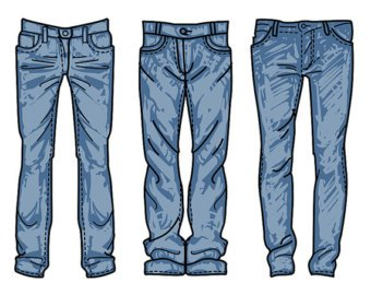 Jeans day clipart graphic royalty free library Jeans day clipart 3 » Clipart Portal graphic royalty free library