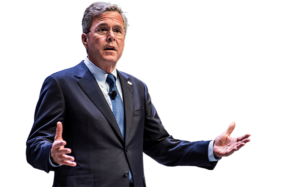 Jeb bush clipart clipart black and white Jeb Bush Png Vector, Clipart, PSD - peoplepng.com clipart black and white