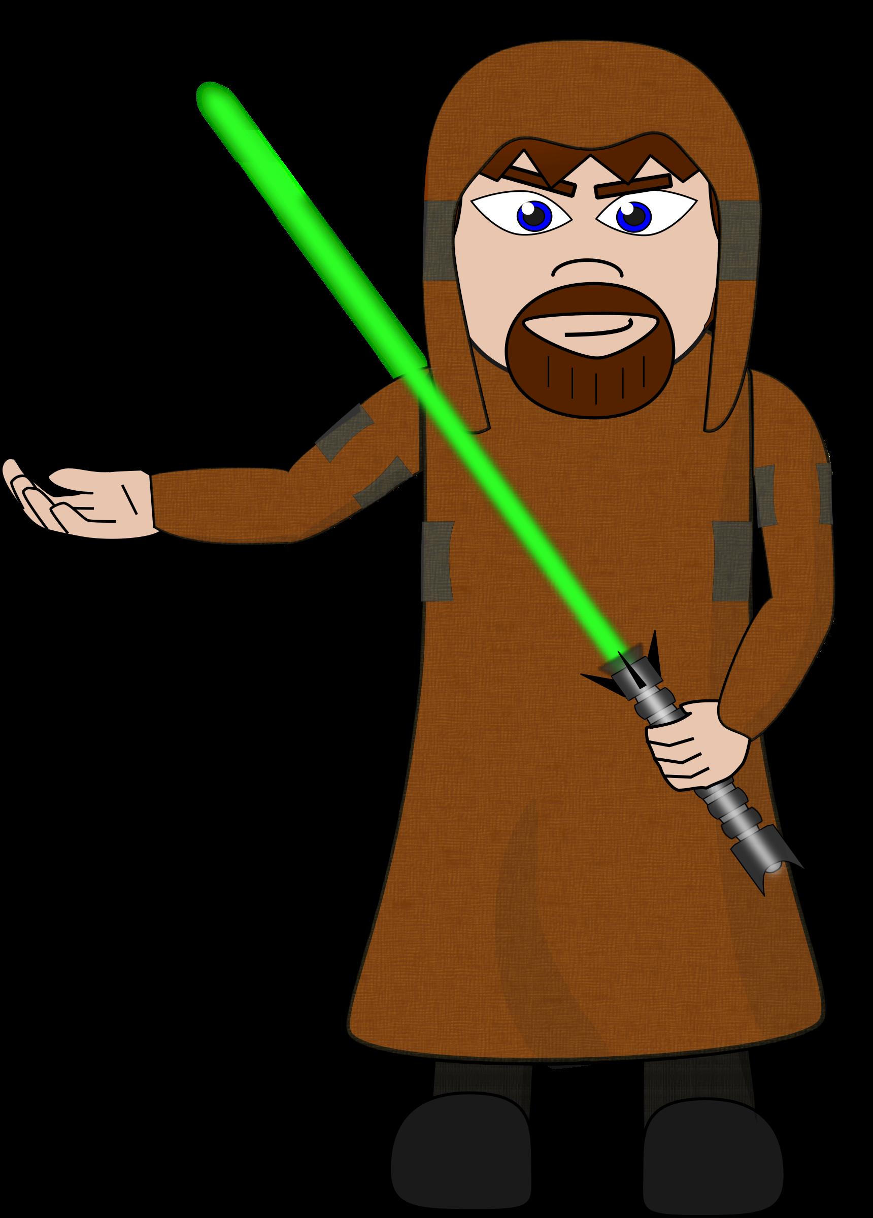 Jedi knight clipart banner library Jedi knight vector clipart free public domain stock photo cc0 ... banner library