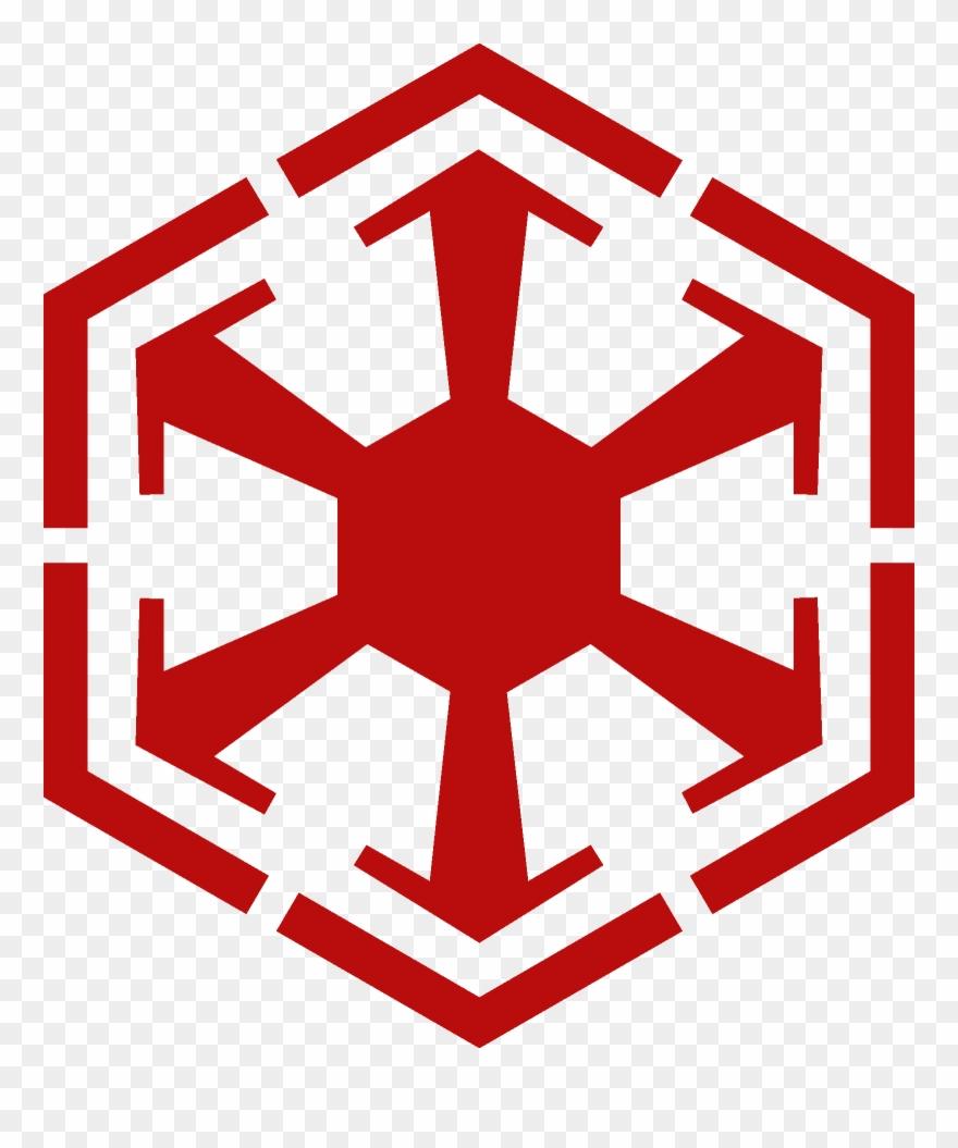 Jedi vs sith clipart banner freeuse stock Sithemblem - Star Wars Sith Empire Logo Clipart (#3723542) - PinClipart banner freeuse stock