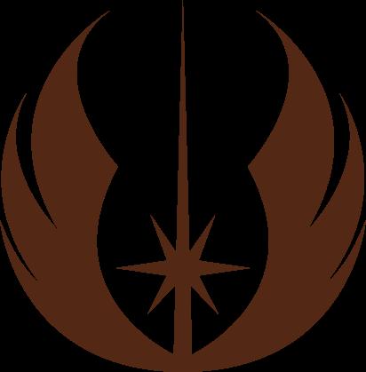 Jedi vs sith clipart graphic black and white stock The Jedi Order | Jedi vs Sith Wiki | FANDOM powered by Wikia graphic black and white stock