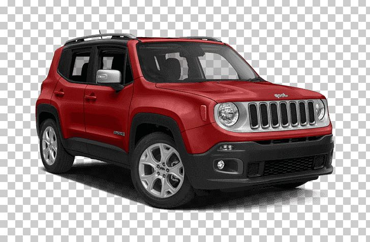 Jeep 2018 clipart graphic black and white library 2018 Jeep Renegade Limited SUV Sport Utility Vehicle Dodge Chrysler ... graphic black and white library