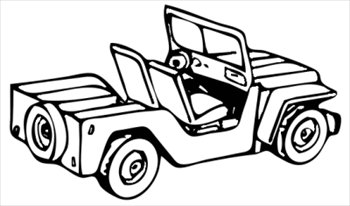 Jeep black and white clipart picture transparent library Free Jeep Black And White Clipart, Download Free Clip Art, Free Clip ... picture transparent library