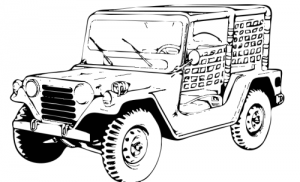 Jeep black and white clipart banner library library Free Jeep Cliparts, Download Free Clip Art, Free Clip Art on Clipart ... banner library library