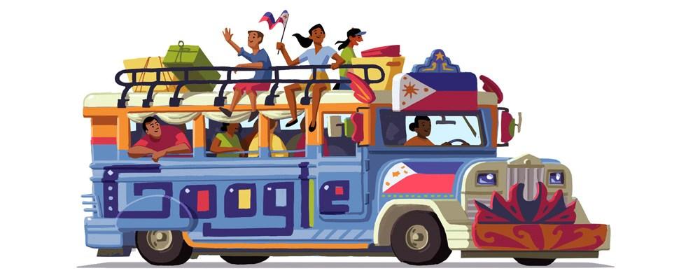 Jeepney clipart clip art free stock Philippine jeepney clipart » Clipart Portal clip art free stock