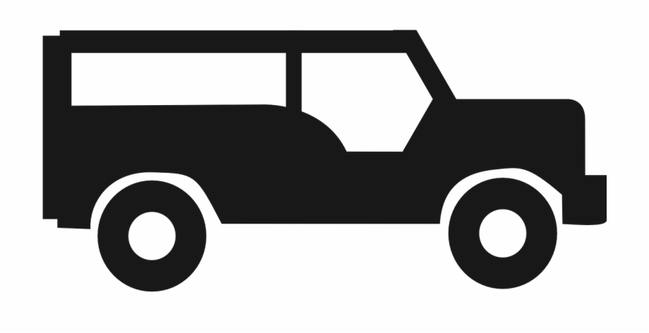 Jeepney clipart black and white clipart black and white download Jeepney Clipart Black And White Free PNG Images & Clipart ... clipart black and white download