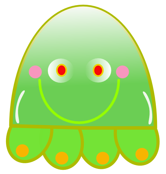 Jellyfish Clipart at GetDrawings.com | Free for personal use ... clip art freeuse download