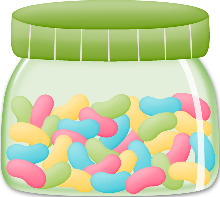 Jellybeans clipart clipart free stock JAR OF JELLY BEANS CLIP ART | CLIP ART - CANDY - CLIPART ... clipart free stock