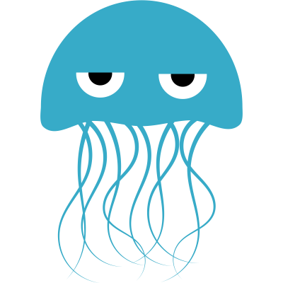 Jellyfish clipart png transparent background clip stock Jellyfish transparent PNG - StickPNG clip stock