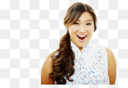 Jenna ushkowitz clipart banner free stock Free download Jenna Ushkowitz Glee Tina Cohen-Chang Layered ... banner free stock