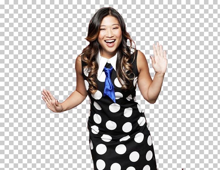 Jenna ushkowitz clipart svg library stock Jenna Ushkowitz Glee Tina Cohen-Chang Artie Abrams Blaine ... svg library stock