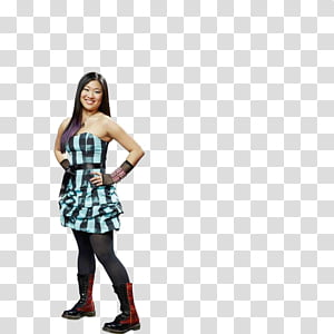 Jenna ushkowitz clipart vector transparent Glee Folder Icon, Glee Tina Cohen-Chang transparent ... vector transparent