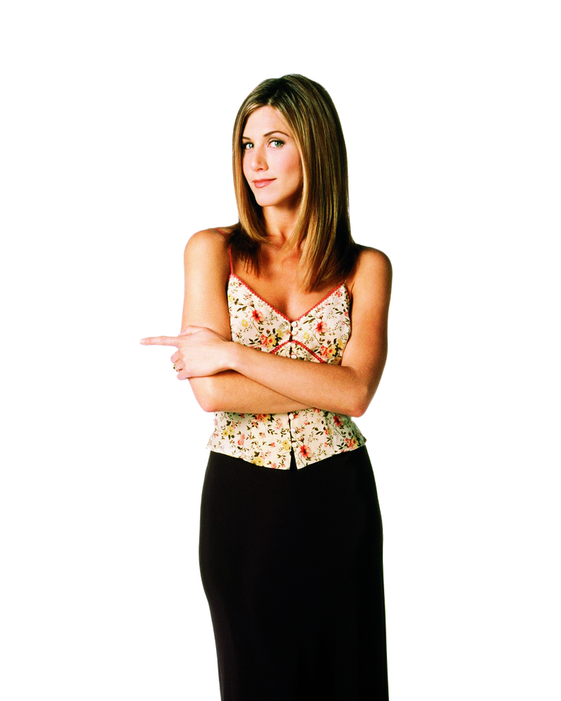 Jennifer aniston clipart jpg transparent library Download Free png Jennifer Aniston PNG Clipart - DLPNG.com jpg transparent library