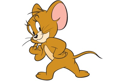 Jerry mouse clipart