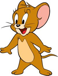 Jerry mouse clipart vector free download Jerry Mouse - Wikipedia, the free encyclopedia | Love those mice ... vector free download