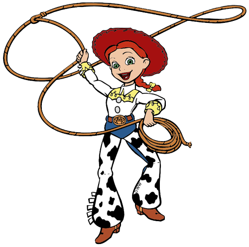 Jessie clipart image library Toy Story Clip Art 4 | Disney Clip Art Galore image library