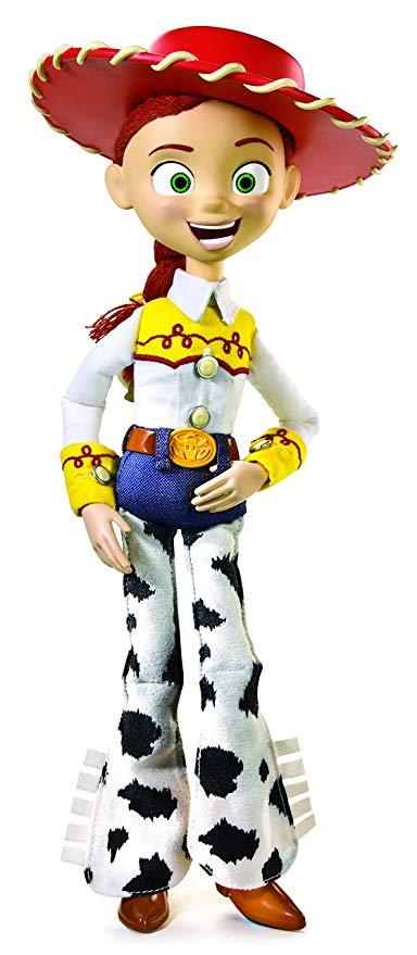 Toy story jessie clipart svg royalty free Amazon.com: Toy Story 3 Talking Jessie 36cm by Disney: Toys & Games svg royalty free