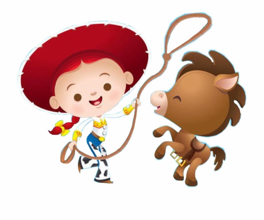 Jessy la vaquerita clipart svg free library toystory #toystory2 #toystory3 #jessie #freetoedit - Baby Jessie ... svg free library