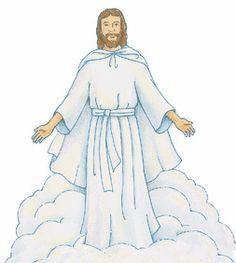 Jesus ascending clipart clip free Jesus ascension clipart - dbclipart.com clip free