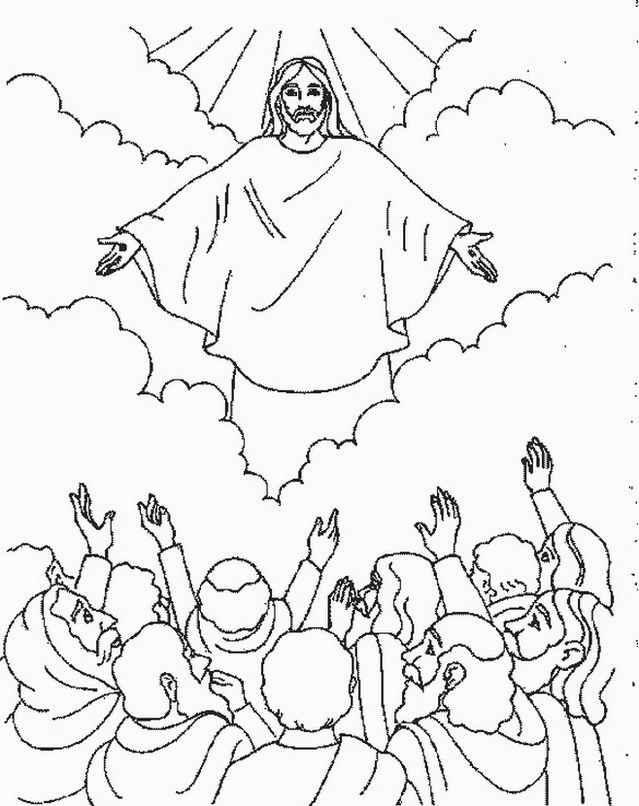 Jesus ascending clipart picture library stock 17 Best ideas about Ascension Of Jesus on Pinterest   Bible crafts ... picture library stock