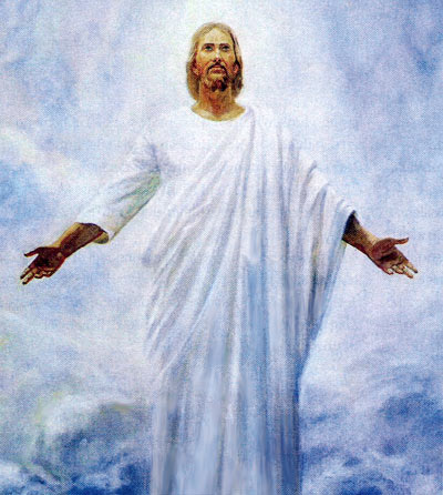 Jesus ascending to heaven clipart vector transparent Jesus Ascension To Heaven 15 Flickr Photo Sharing #scecrR ... vector transparent