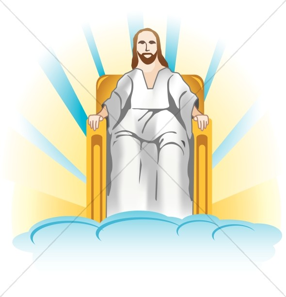 Jesus ascending to heaven clipart royalty free Ascension Day Clipart, Ascension Images - Sharefaith royalty free