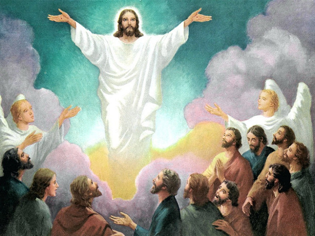 Jesus ascending toheaven clipart picture free download Ascending To Heaven Clipart - Clipart Kid picture free download