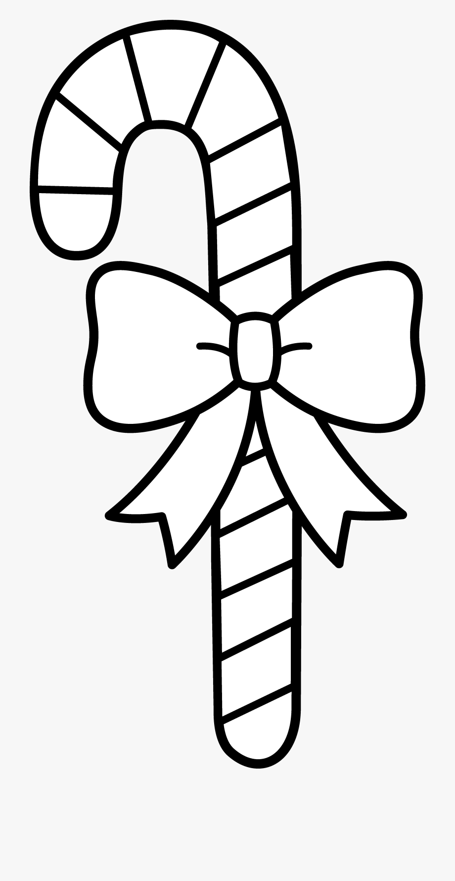 Jesus candy cane clipart black and white jpg library Special Sunday School Clipart - Candy Canes Black And White #86759 ... jpg library