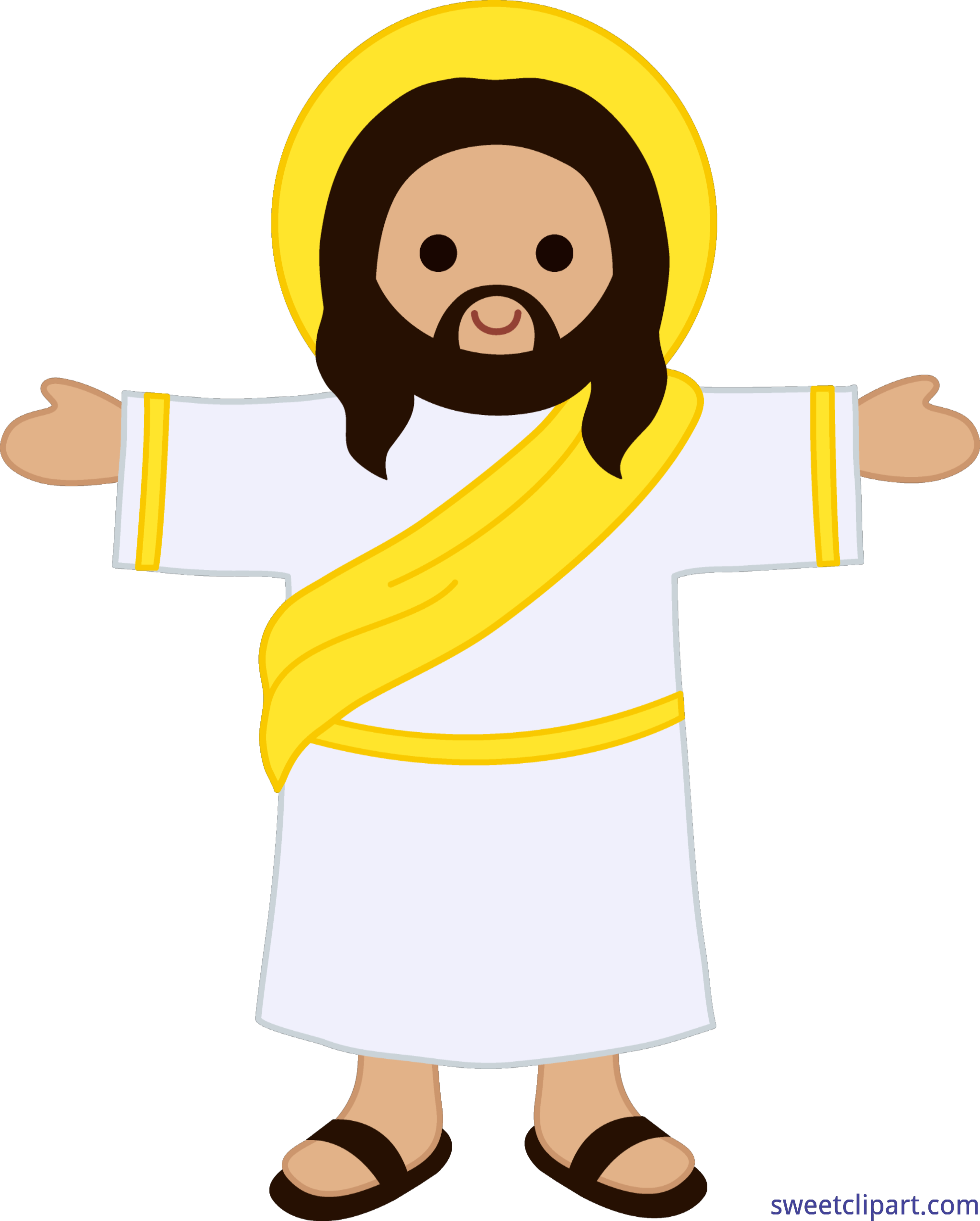 Jesus christ pictures clipart png royalty free stock Cute Jesus Christ Clip Art - Sweet Clip Art png royalty free stock