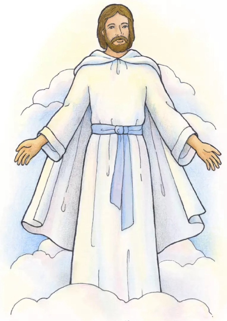 Jesus clipart free download stock Jesus, Clothing, Angel png clipart free download stock
