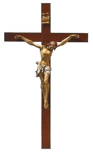 Jesus crucifixion clipart black and white stock Jesus crucified clipart clipart images gallery for free download ... black and white stock