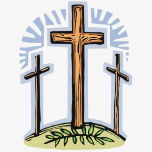 Jesus crucifixion clipart clip art black and white download Easter Crucifixion Cross Jesus Religion - Easter Jesus Png #782076 ... clip art black and white download