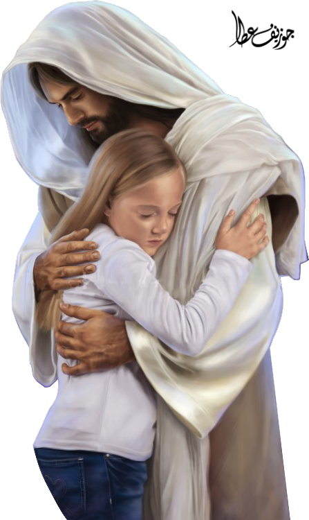 Jesus hanging on the cross clipart svg free download picture of christ hugging a girl - Google Search   Christian Art ... svg free download
