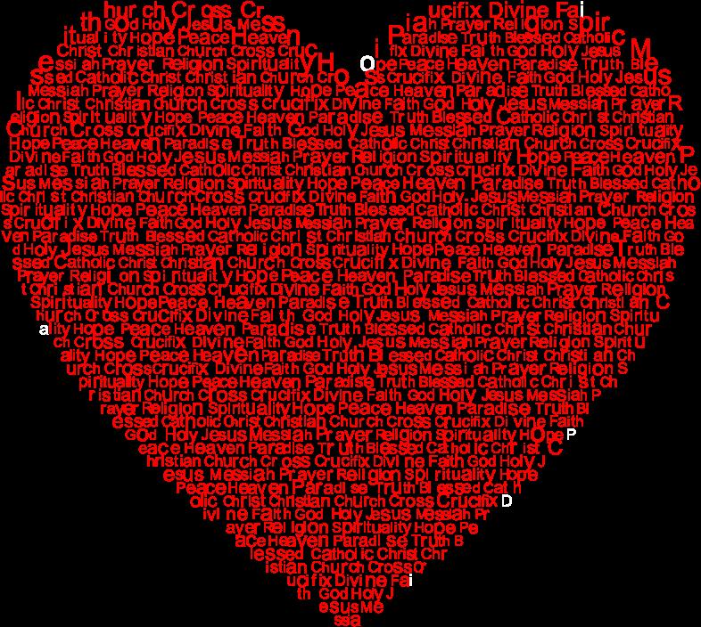 Jesus heart clipart clipart download Clipart - Jesus Heart clipart download