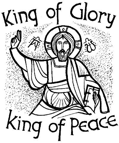 Jesus king clipart image black and white stock Jesus the king clipart - ClipartFest image black and white stock