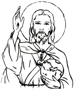 Jesus king clipart banner black and white download Christ the king clipart - ClipartFox banner black and white download