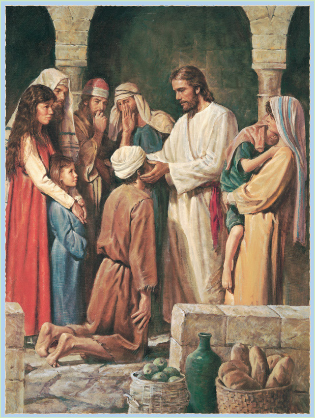 Jesus loving others clipart graphic stock Lesson 5: Jesus Christ Showed Us How to Love Others graphic stock