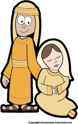 Jesus mary and joseph clipart image freeuse library Clipart mary joseph - ClipartFox image freeuse library